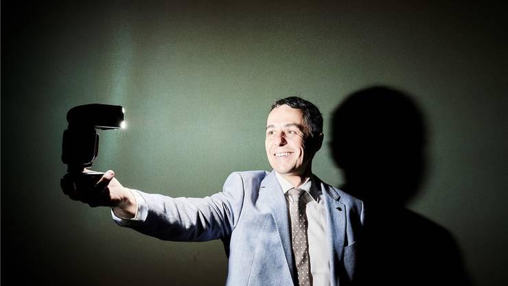 «Politik kann unangenehm sein»: Bundesratskandidat Ignazio Cassis.
