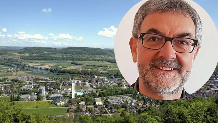 Bernhard Scheuber (parteilos) übernimmt in Bad Zurzacher Gemeinderat das Ressort Bau, Planung und Umwelt.