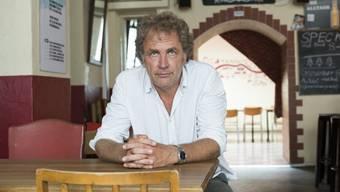 Alex Spichale in seiner Galicia Bar