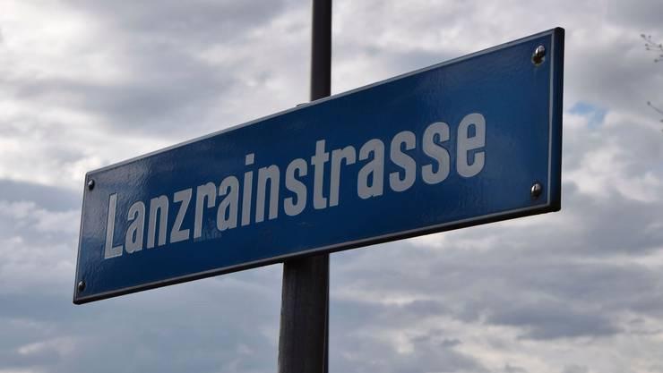 Die Ortsbezeichnung Lanzrain – Landelohs Rain – erinnert noch heute an den Grossgrundbesitzer aus der Urkunde von 870.