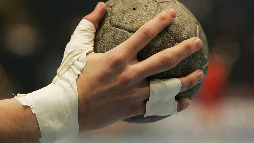 In der Schweizer Handball-Meisterschaft läuft die Schlussphase der Qualifikation
