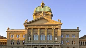 Blick auf das Bundeshaus (Archiv)