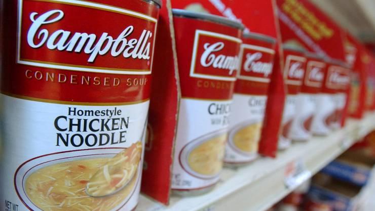 Milliardendeal: Der Nahrungsmittelkonzern Campbell Soup will den Snackhersteller Snyder's-Lance kaufen. (Archiv)