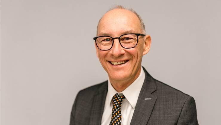 Felix Schönle, KSA-Verwaltungsratspräsident ad interim: «Die Einbett- Strategie ist in vielen Bereichen effizienter. Deshalb haben wir uns dafür entschieden.»