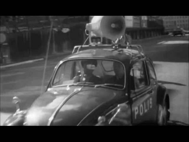 Schweden wechselte 1967 vom Links- auf Rechtsverkehr