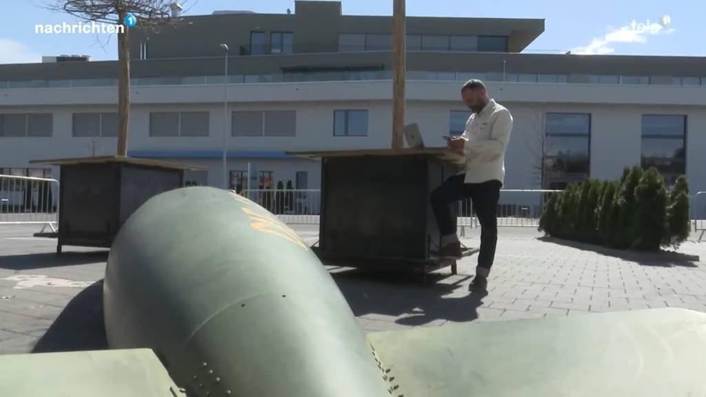 Die Gastro-Bombe wird versteigert