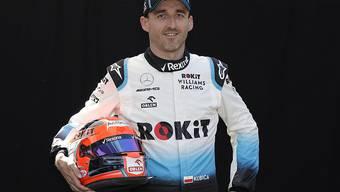 Der letztjährige Williams-Stammfahrer Robert Kubica