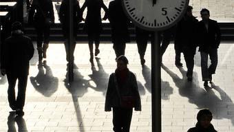 Der Lebensrhythmus leidet unter der Vergesellschaftung der Zeit. Toby Melville/reuters