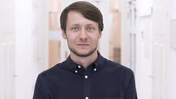 Charles Benoy leitet die stationäre Abteilung für Angst- und Zwangsstörungen in der UPK Basel.