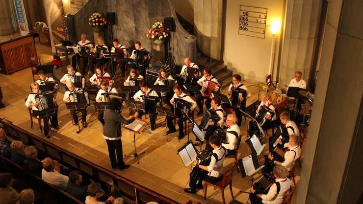 Handharmonika-Orchester Solothurn (HOS)