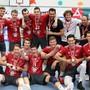 Dritter Platz, vierte Medaille der Klubgeschichte und viele strahlende Gesichter: In der Saison Saison 2018/19 befindet sich Volley Schönenwerd auf der Sonnenseite der Liga.
