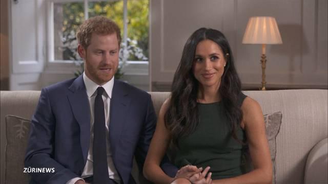 Höchstnote für Prinz Harrys Heiratsantrag