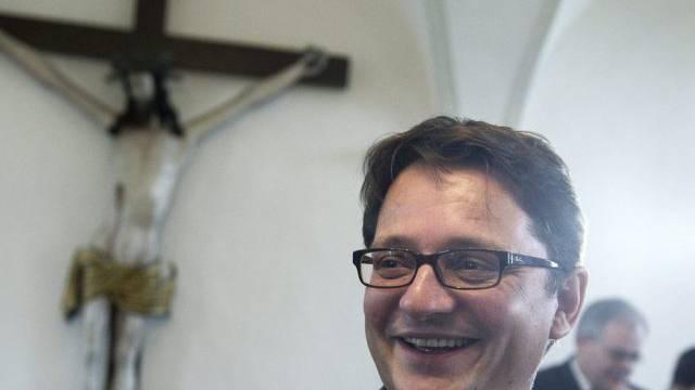 Der Basler Bischof Felix Gmür (Archiv)