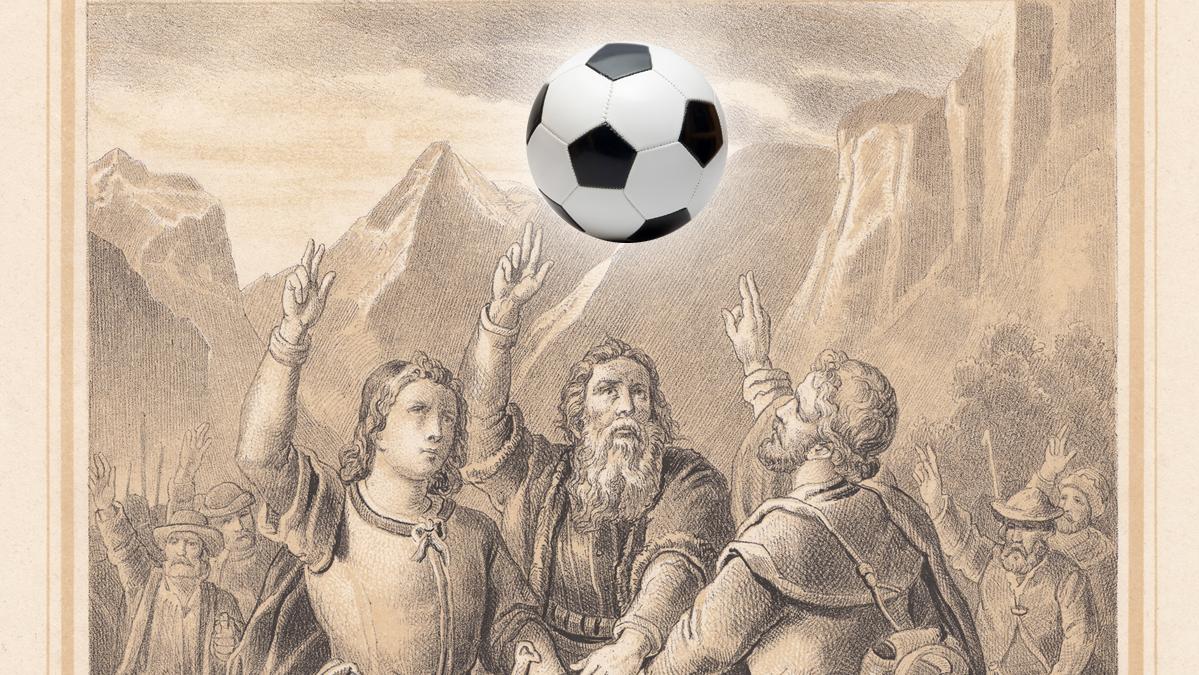 Ruetlischwur-Fussball-modern
