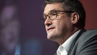 Plädiert für die Wahl der Grünen Regula Rytz in den Bundesrat: SP-Präsident Christian Levrat. (Archivbild)