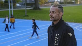 Marc Moresi: Auf seiner Anlage hat er den Überblick.