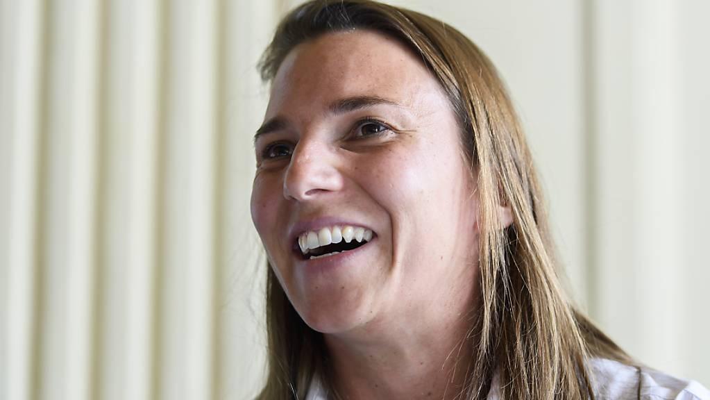 Simona de Silvestro ist bei Porsche in der Formel E als Test- und Entwicklungsfahrerin tätig