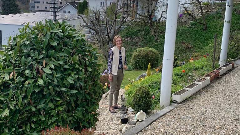 Irene Schmid aus Malters