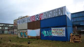 Protestnote für ein autonomes Jugendzentrum.
