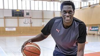 Cheikh Sane will dafür sorgen, dass die Starwings in der neuen Saison erfolgreich sind.