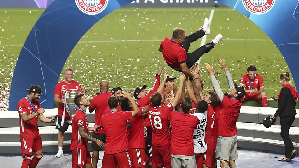 Titelverteidiger Bayern München empfängt Atlético Madrid