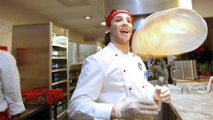 Die deutsche Restaurant-Kette Vapiano hat einen Insolvenzantrag wegen Zahlungsunfähigkeit gestellt. Die Schweizer Geschäfte, die im Franchising betrieben werden, sind vom Konkurs nicht betroffen. (Archivbild)