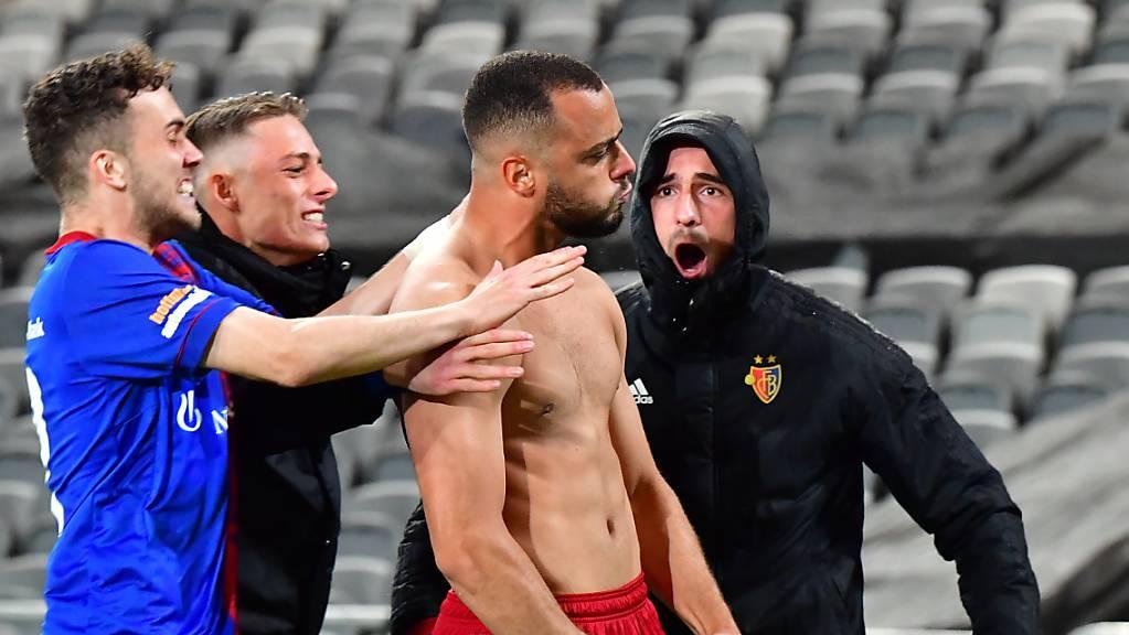 Gestählte Brust oder ausser Puste? Der FC Basel beschliesst eine kräfteraubende Woche mit dem wichtigen Spiel gegen Meister YB.