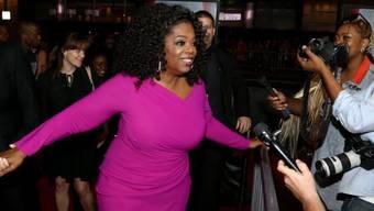 Oprah Winfrey bei einer Filmpremiere in L.A.