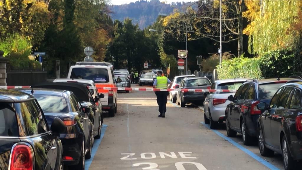 Verdächtiger Gegenstand vor französischem Konsultat - Schule wurde evakuiert