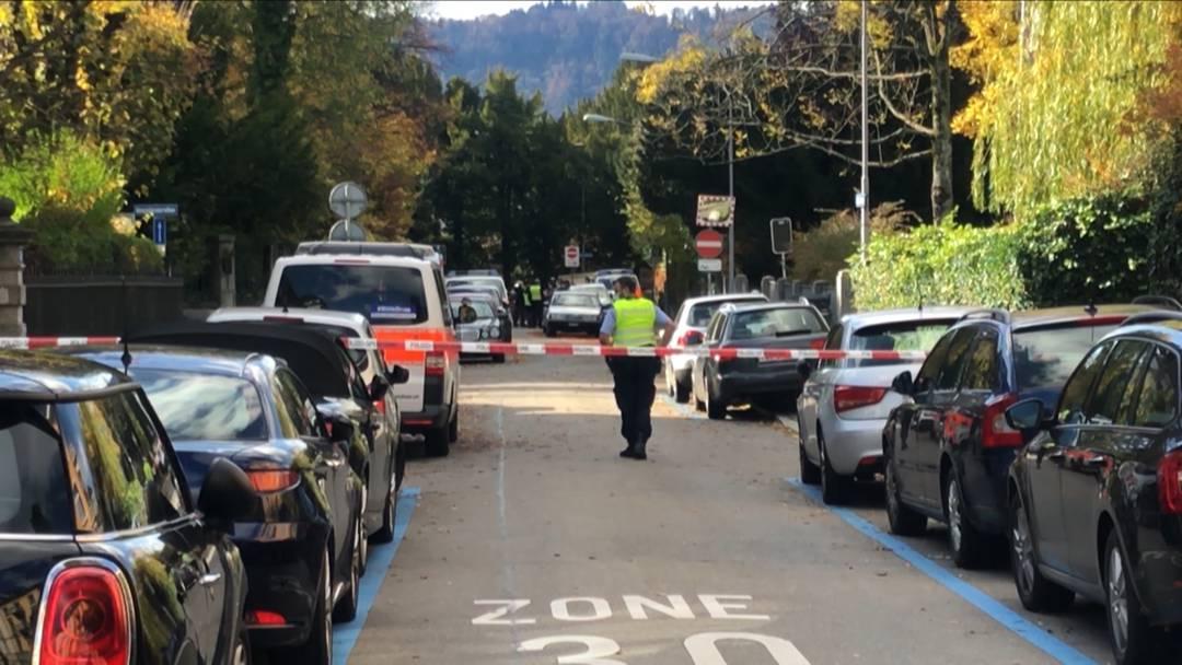 Verdächtiger Gegenstand vor französischem Konsulat - Schule wurde evakuiert