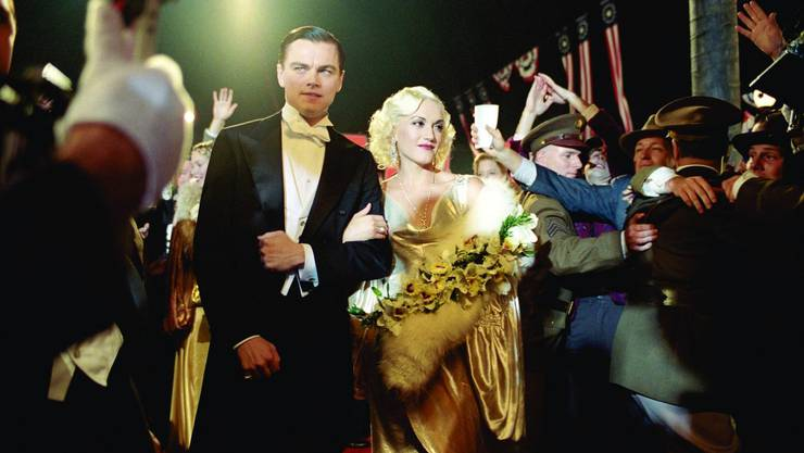 Gwen Stefani in The Aviator