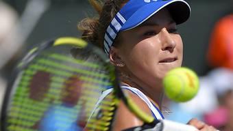 Belinda Bencic in Miami eine Runde weiter