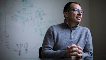 Moderna-Chef Stéphane Bancel lebt und arbeitet in der Grossregion Boston in den USA. Er bezeichnet den Impfstoff seiner Firma als «bahnbrechend».