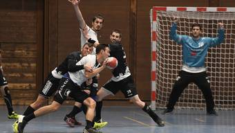 Gegen Möhlin schaffte der STV Baden immerhin ein Unentschieden.
