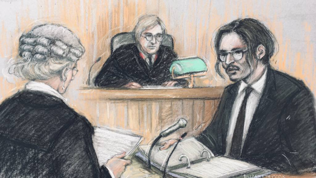 Johnny Depp «kein Frauenschläger» - Rosenkrieg vor Gericht