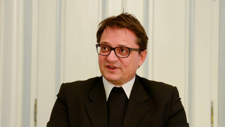 Bischof Felix Gmür: «Wir können die Reformation gemeinsam feiern.» Archiv