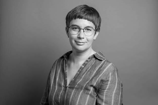 Doris Kleck, Co-Ressortleiterin Inland.