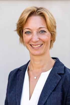 Schulleiterin Eveline Mathis