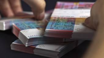 Zwei Drittel der Aargauer Gemeinden sind verschuldet. (Symbolbild)