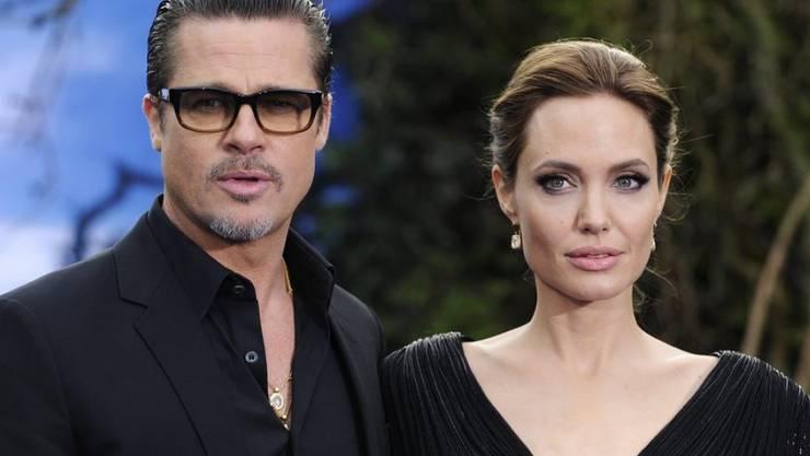 Erst kürzlich haben Brad Pitt und Angelina Jolie angekündigt, ihre Scheidung unter Ausschluss der Öffentlichkeit zu vollziehen. Nun soll ein Film alle Details zur Trennung enthüllen. (Archivbild)