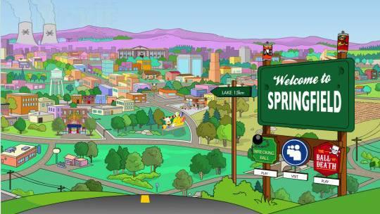 Die Heimat der Simpsons wird bald Realität