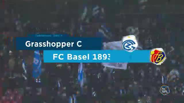 Super League, Saison 2018/19, Runde 19, GC-FC Basel, Highlights