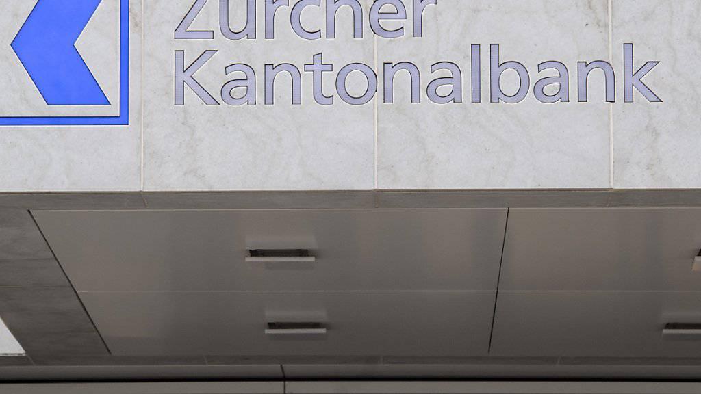 ZKB im Aufwind: Die Zürcher Kantonalbank kann erneut den Jahresgewinn steigern. (Archiv)