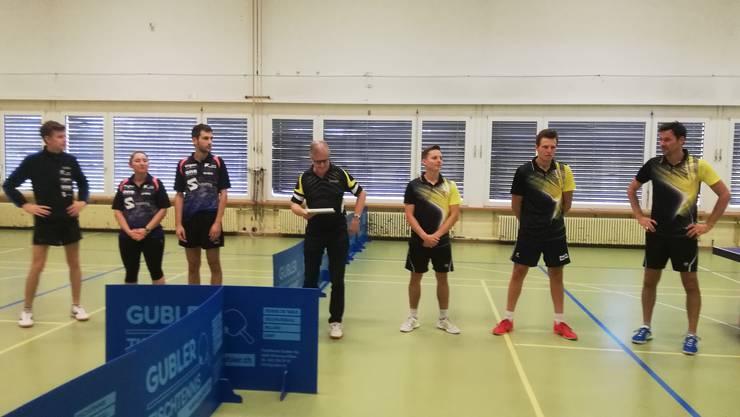 NL C - Spiel / Döttingen 1 gegen Rapid Luzern 2
