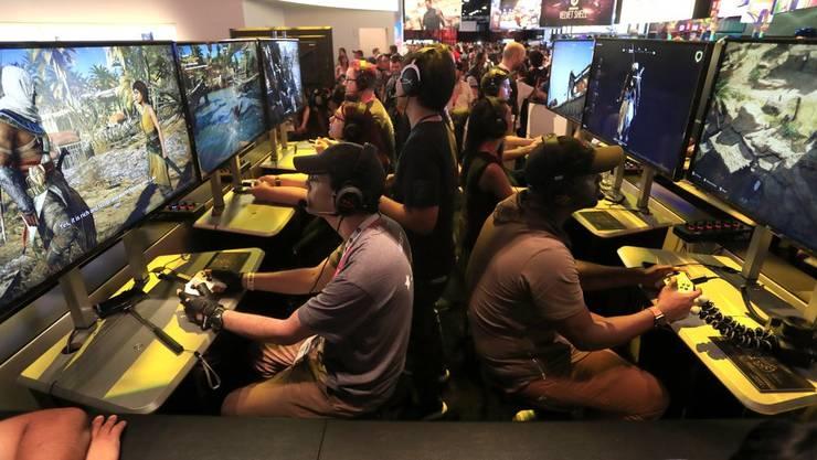 Ubisoft ist der Hersteller bekannter Videospiele wie «Assassin's Creed» und «Far Cry». (Symbolbild)
