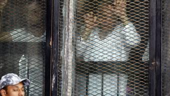 Häftlinge im Tora-Gefängnis in Kairo. (Archivbild)