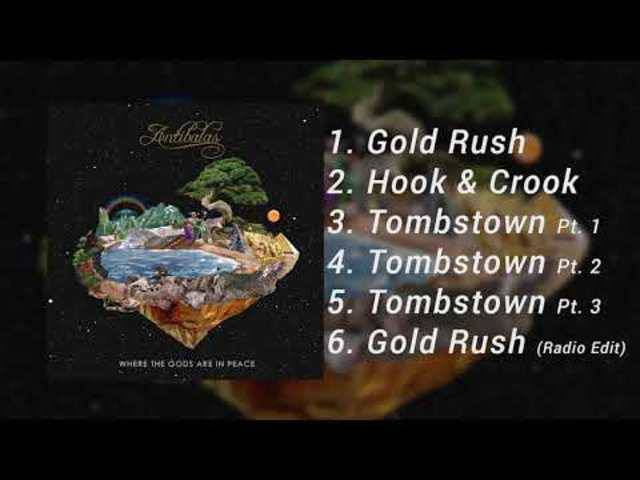 Antibalas - Where The Gods Are In Peace (Full Album)