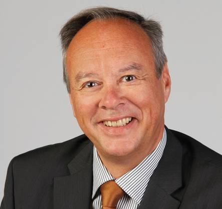 Hanspeter Weibel, Präsident Geschäftsprüfungskommission
