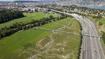 An die Stadt angrenzendes Land will Zürich vom Kanton abkaufen. (Symbolbild)