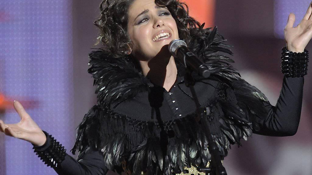 Vor über zehn Jahren wurde Katie Melua bekannt mit dem Song «Nine Million Bicycles», aber erst jetzt hat sie sich selber ein Velo gekauft. (Archivbild)
